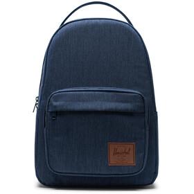 Herschel Miller Backpack indigo denim crosshatch